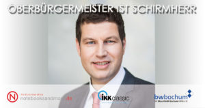 Read more about the article Oberbürgermeister ist Schirmherr des Bochum-Cups