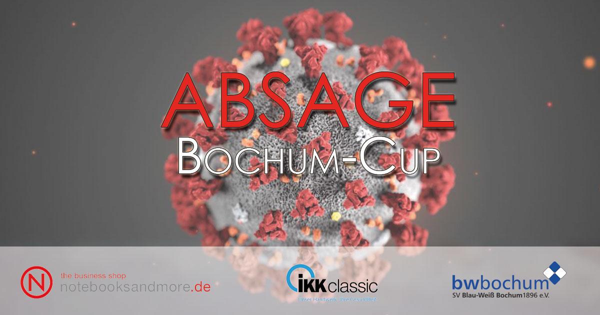 ABSAGE – Bochum-Cup