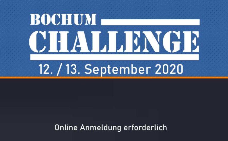 Bochum-Challenge | 12. / 13.09.2020