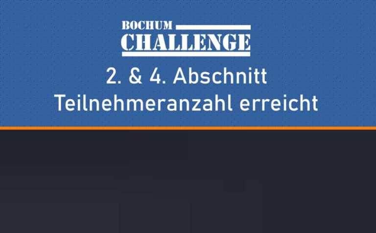 Read more about the article Anmeldestopp für den Nachmittag
