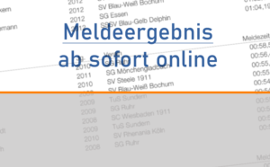Read more about the article Meldeergebnis online