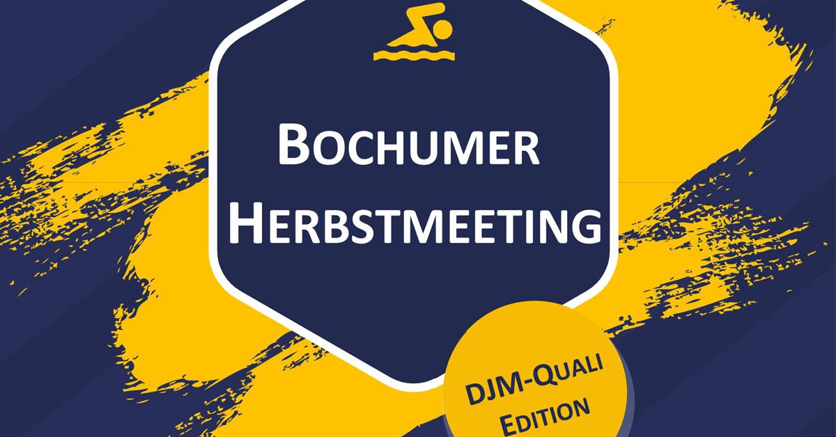 Bochumer-Herbstmeeting (DJM-Quali)